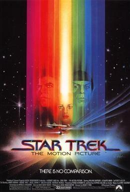 Постер фильма Звездный путь: Фильм (1979)