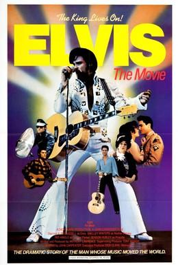 Постер фильма Элвис (1979)