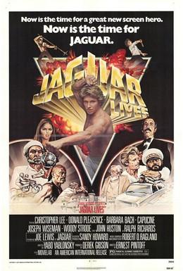 Постер фильма Ягуар жив! (1979)