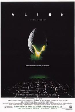 Постер фильма Чужoй (1979)