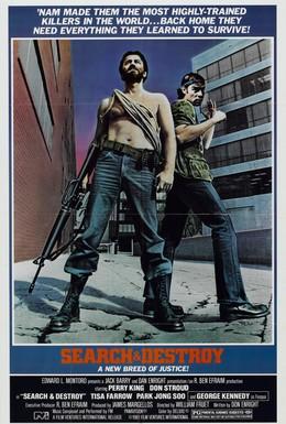 Постер фильма Найти и уничтожить (1979)
