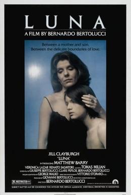 Постер фильма Луна (1979)
