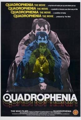 Постер фильма Квадрофения (1979)