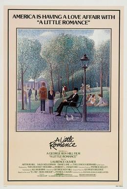Постер фильма Маленький роман (1979)