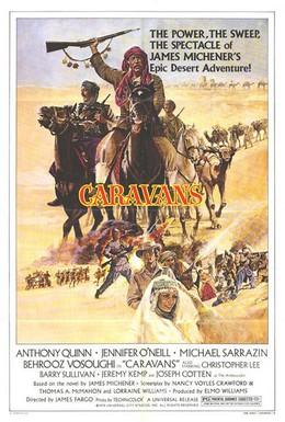 Постер фильма Караваны (1978)