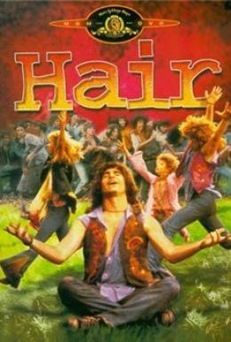 Постер фильма Волосы (1979)