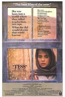 Постер фильма Тэсс (1979)