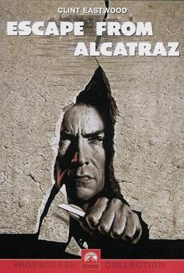 Постер фильма Побег из Алькатраса (1979)