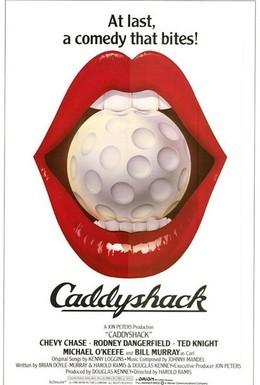 Постер фильма Гольф-клуб (1980)
