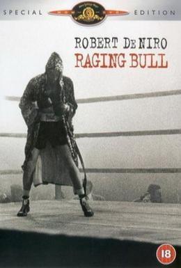 Постер фильма Бешеный бык (1980)