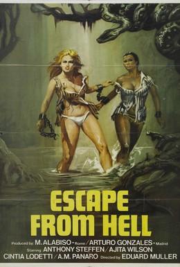 Постер фильма Побег из ада (1980)