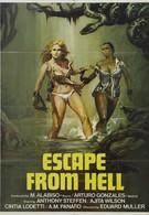 Побег из ада (1980)