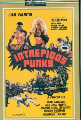 Постер фильма Бесстрашные панки (1980)