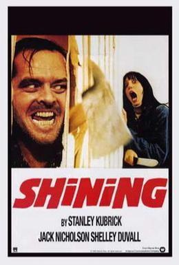Постер фильма Сияние (1980)