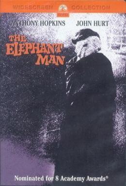 Постер фильма Человек-слон (1980)