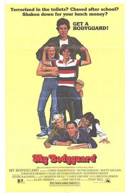 Постер фильма Мой телохранитель (1980)