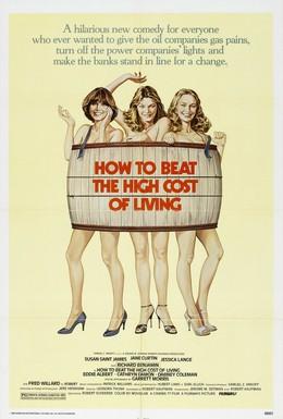 Постер фильма Как победить дороговизну жизни (1980)