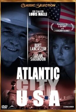 Постер фильма Атлантик-Сити (1980)