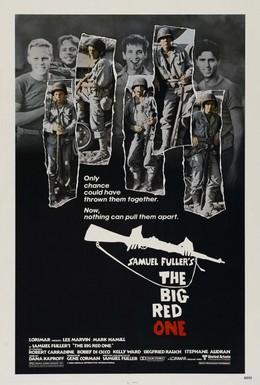 Постер фильма Большая красная единица (1980)
