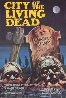 Постер фильма Город живых мертвецов (1980)