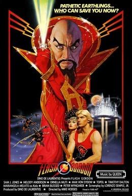Постер фильма Флэш Гордон (1980)