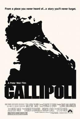 Постер фильма Галлиполи (1981)