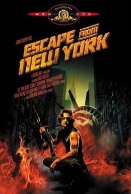 Постер фильма Побег из Нью-Йорка (1981)
