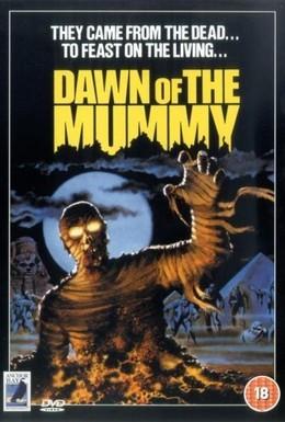 Постер фильма Восстание мумии (1981)