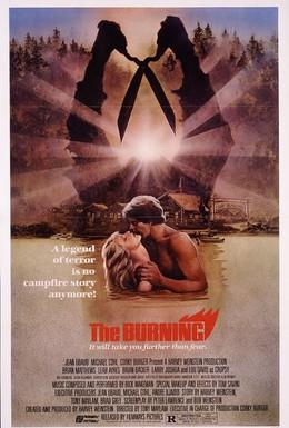 Постер фильма Сожжение (1981)