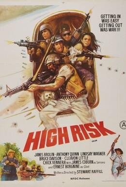 Постер фильма Высший риск (1981)