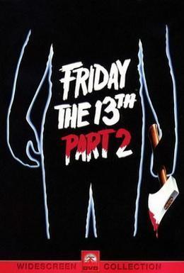 Постер фильма Пятница 13-е – Часть 2 (1981)