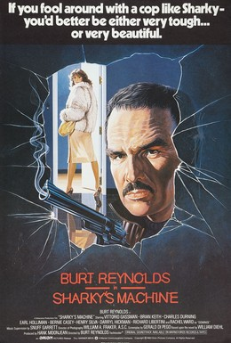 Постер фильма Команда Шарки (1981)