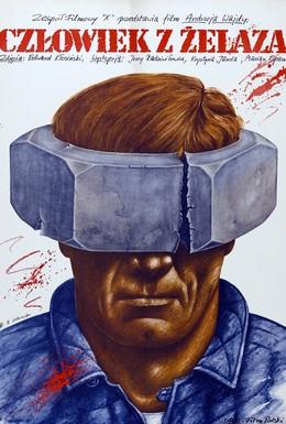 Постер фильма Человек из железа (1981)