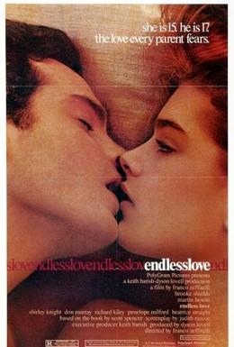 Постер фильма Бесконечная любовь (1981)