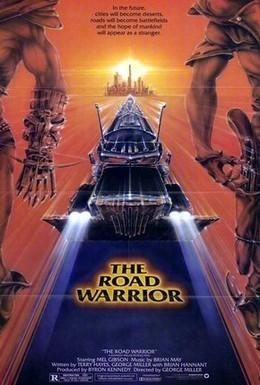 Постер фильма Безумный Макс 2: Воин дороги (1981)