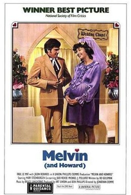 Постер фильма Мелвин и Говард (1980)