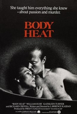 Постер фильма Жар тела (1981)