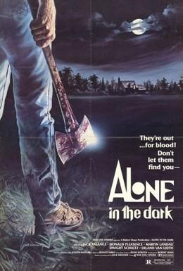 Постер фильма Одни во тьме (1982)