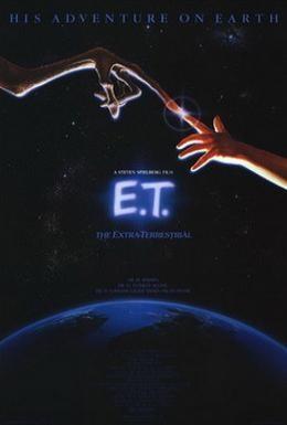 Постер фильма Инопланетянин (1982)