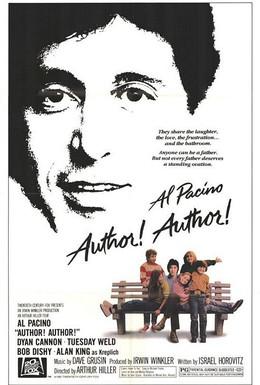 Постер фильма Автора! Автора! (1982)