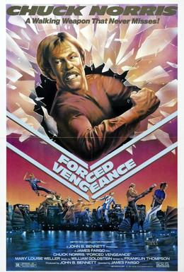 Постер фильма Вынужденная месть (1982)