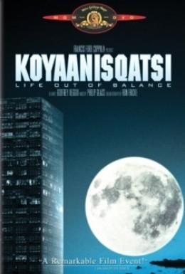 Постер фильма Кояанискатси (1982)