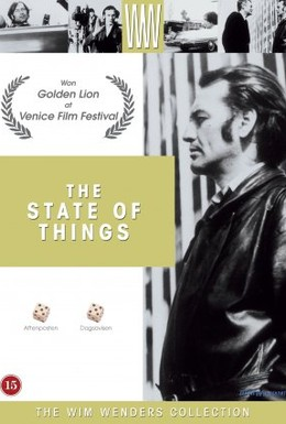 Постер фильма Положение вещей (1982)