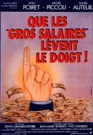 Пусть те, у кого большая зарплата, поднимут руку! (1982)