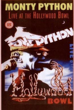 Постер фильма Монти Пайтон в Голливуде (1982)