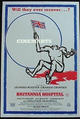 Постер фильма Госпиталь Британия (1982)