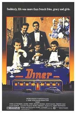 Постер фильма Забегаловка (1982)