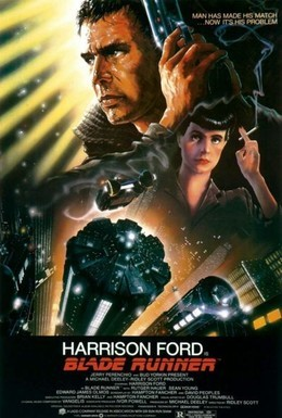 Постер фильма Бегущий по лезвию (1982)