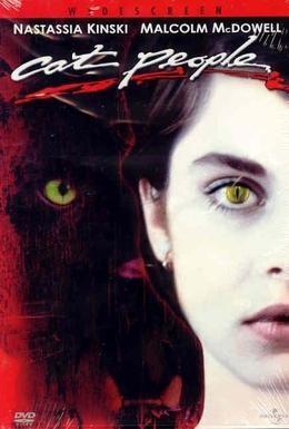 Постер фильма Люди-кошки (1982)
