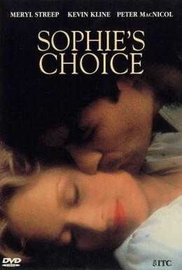 Постер фильма Выбор Софи (1982)